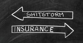 Ny shitstormforsikring betaler ikke erstatning for tab