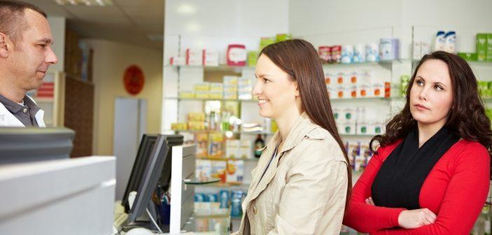 Landets apoteker melder om rekordlav ventetid