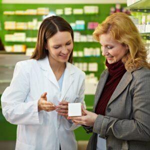 Kunderne er glade for lavere ventetid på apoteket