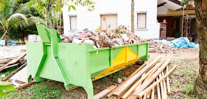 Gør dine håndværkere mere effektive – lej en container til dem