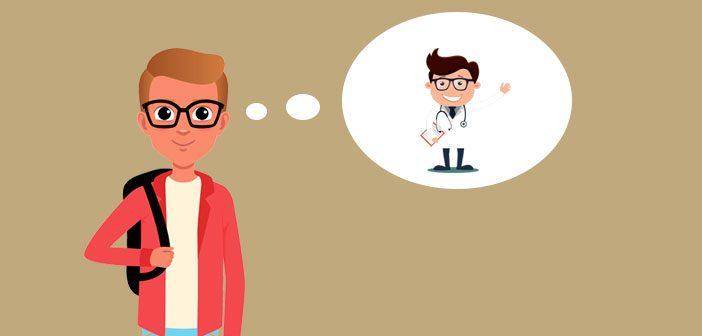 Drømmen om at blive læge vokser hos de unge