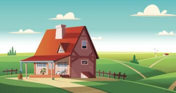 Ny undersøgelse: Flere vælger at flytte på landet