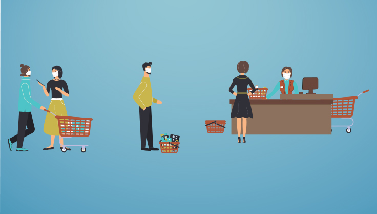 personer-i-dagligvarebutik