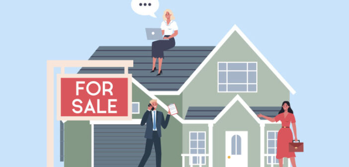 Boligsalget kører for fuldt blus: Sådan finder du den rette ejendomsmægler