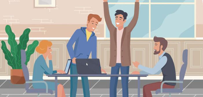 Sådan skaber du en sundere arbejdsplads